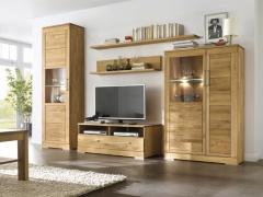 Casera-Asteiche-Massiv-Möbel