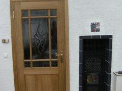 Eiche Tür