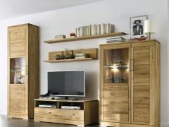 Asteiche bianco Massivholz Möbel