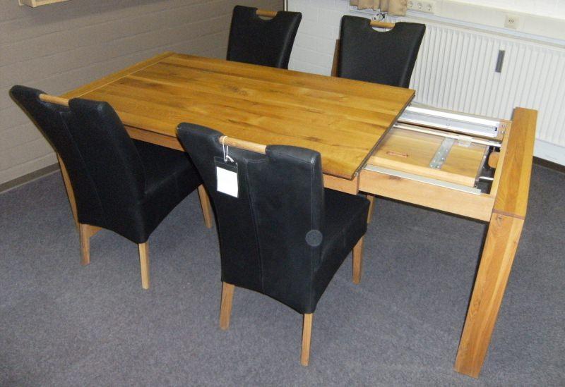 ausstellung massive eichenm bel modern rustikal eichenscheune bocholt. Black Bedroom Furniture Sets. Home Design Ideas