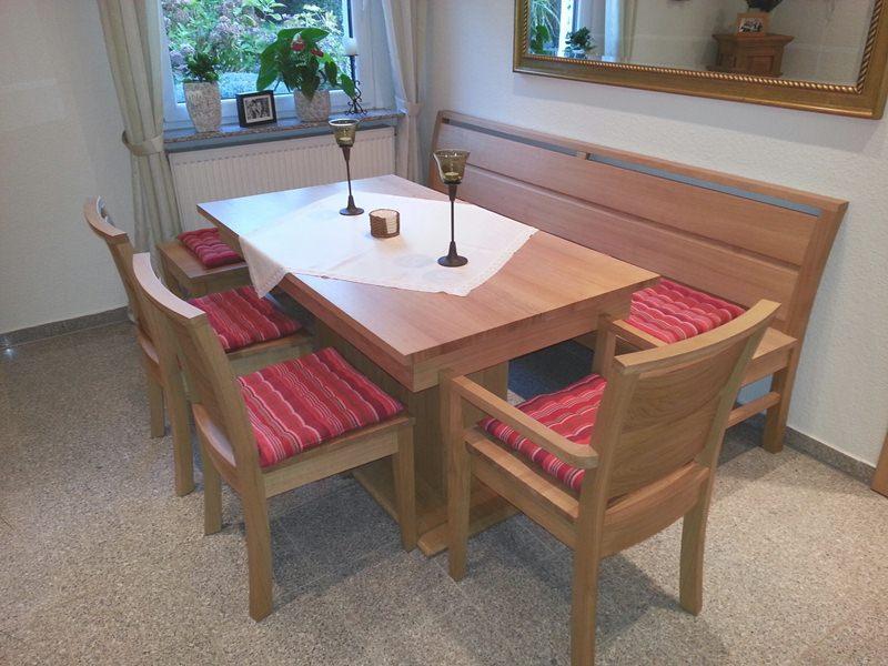 eckbank eiche massiv eichenscheune bocholt. Black Bedroom Furniture Sets. Home Design Ideas