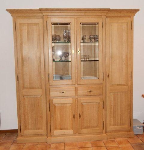 Wohnzimmerschrank Landhausstil Eiche: Eichenmöbel Modern