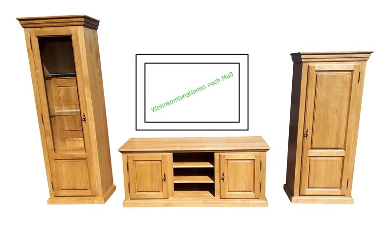 Eichenmöbel rustikal - Eichenscheune Bocholt