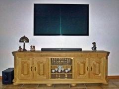 TV Schrank Eiche Rustikal