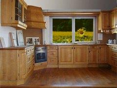 Eiche Küche