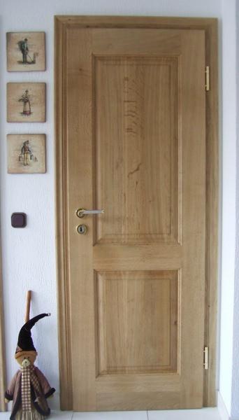Zimmertüren eiche modern  Eiche massiv Türen - Eichenscheune Bocholt