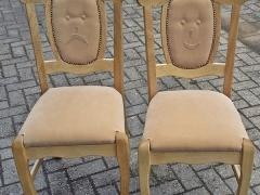 Stühle mit Gefühle