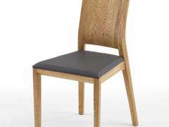 Zara Eiche Massiv Stuhl
